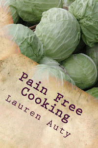 Cover for free from cook book
