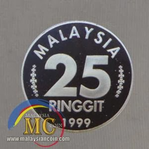 25 ringgit