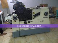 Gestetner 311 | Mesin cetak undangan