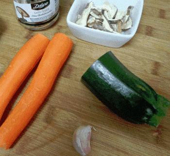Ingredientes sopa