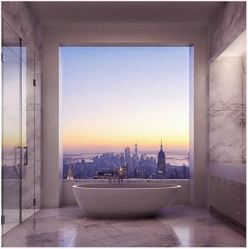 Jom Saksikan Rumah Mewah di Atas Langit di New York