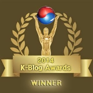 Best Non-English blog about Korea