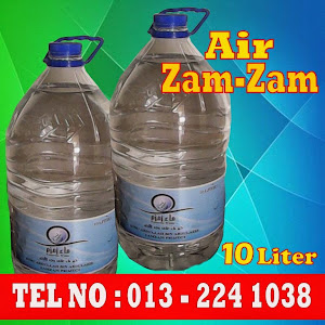 Iklan: Air Zam-zam Mekah