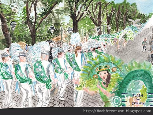 Helsinki Samba Carnaval 2015