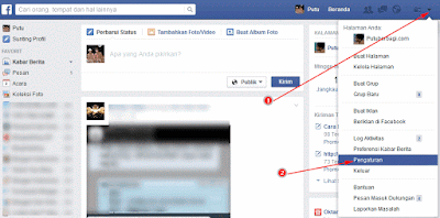 Cara nonaktifkan autoplay video facebook