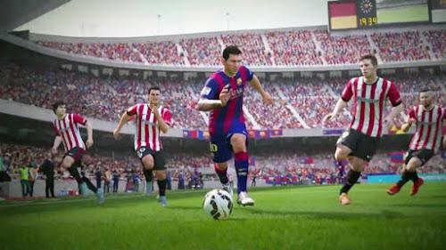 E3 2015: Pelé e FIFA 16 reivindicam jogo bonito
