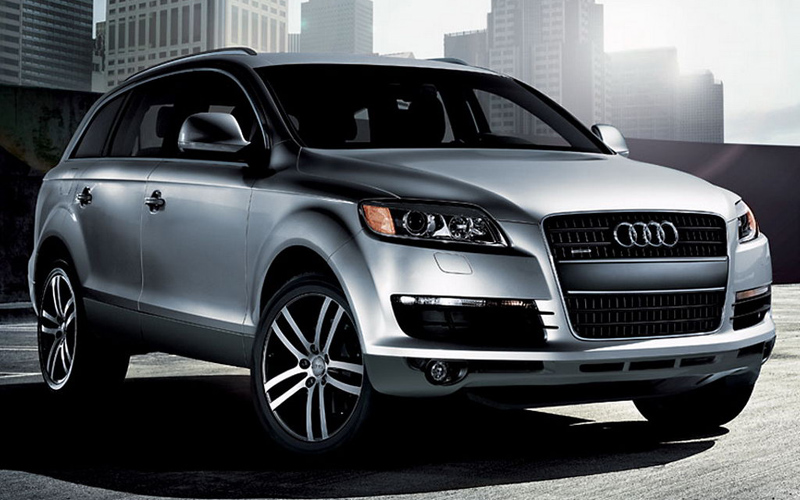 Car Mama Audi Q7 Happy Driver Happy Family