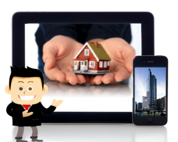 Real Estate Web Application Development