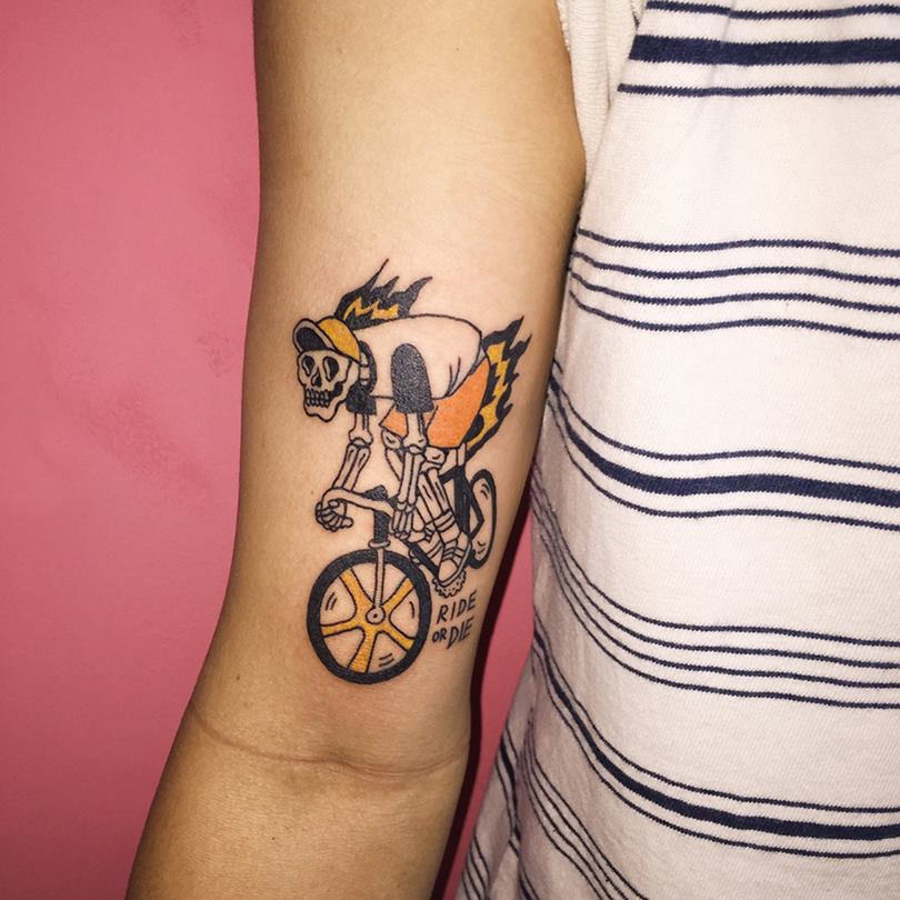 Fabulous Tattoos created by Kim Michey