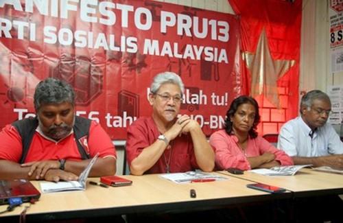 Parti-Sosialis-kecewa-janji-pkr