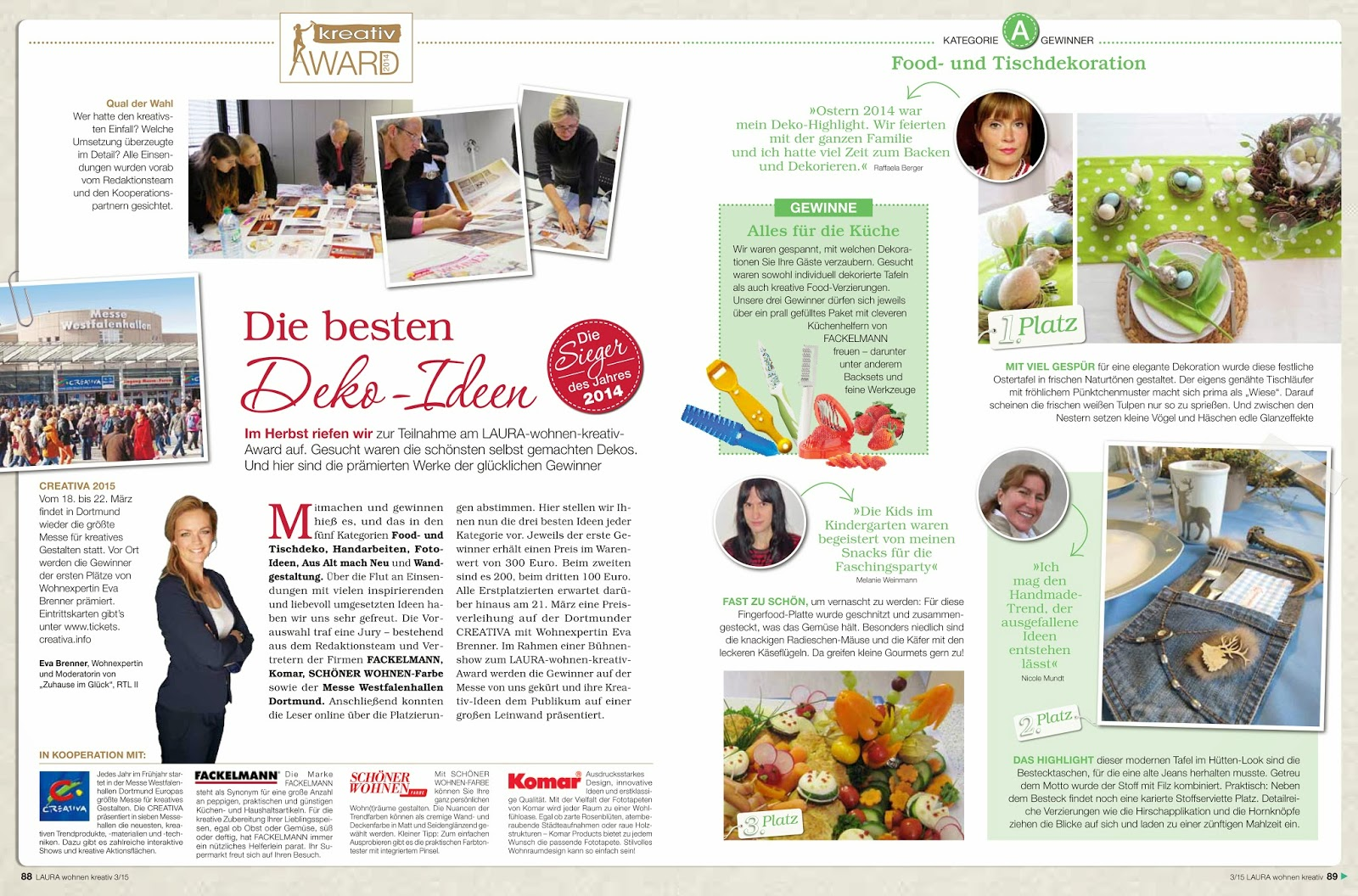 HEIMATLIEBE 4 YOU: Heim@Werke - Die besten Deko-Ideen!