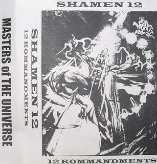 Atom 12 (aka Shamen 12) – 12 Kommandments (1996) (VBR)