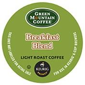 Green Mountain Breakfast Blend K-Cups