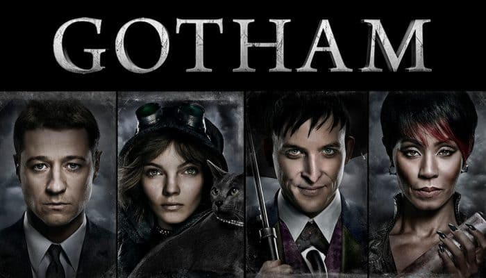Gotham - 4ª Temporada 2017 Série 1080p 720p Bluray FullHD HD HDTV WEB-DL completo Torrent