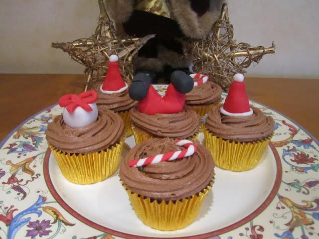 cupcakes turron Suchard