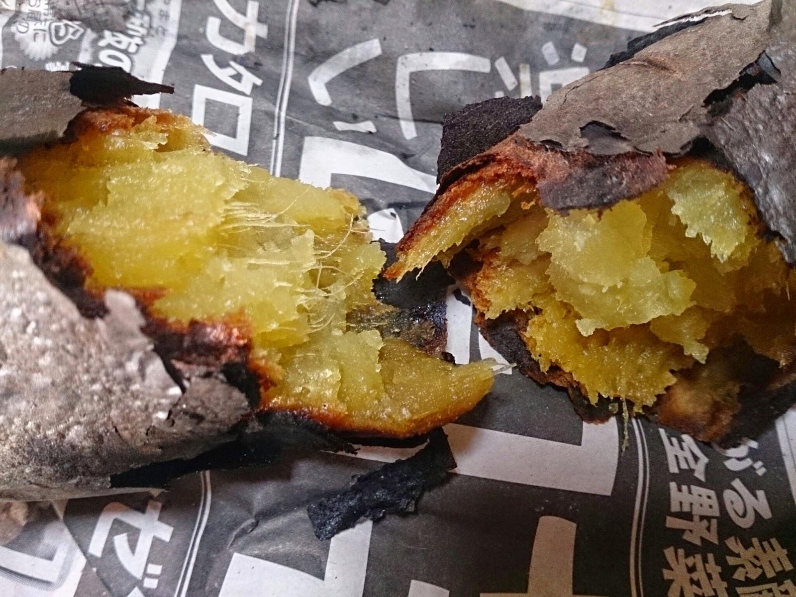 焼き芋 シルクスイート
