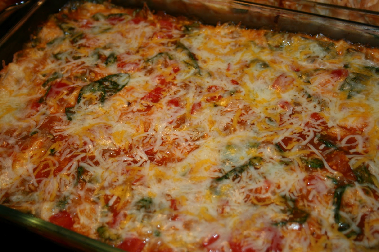 Cooking Mommy: Low Carb Enchilada Casserole