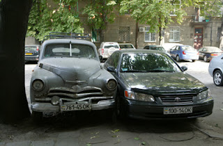 464565 pictures of old and new cars