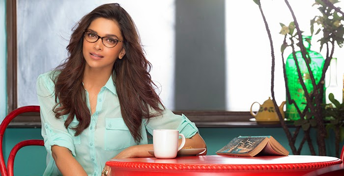 Deepika-Padukone-in-shirt-in-vogue-eyewear