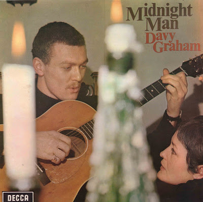 Davy Graham - Midnight Man 1966 (Decca)
