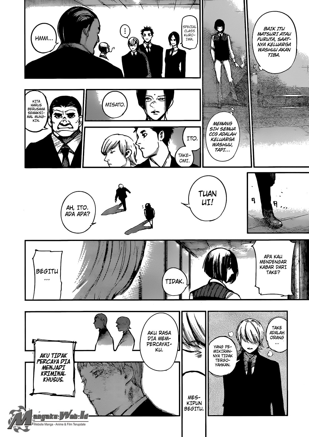 Tokyo Ghoul:re Chapter 100-7