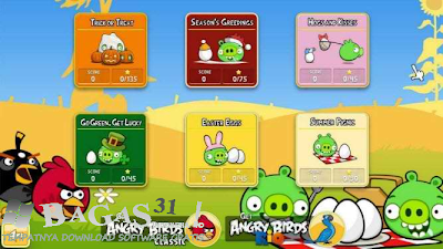 Angry Birds Seasons 1.5.1 Full Crack 3