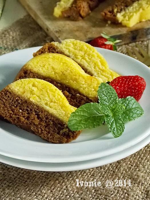cooking with heart brownies kukus jagung ncc brownies