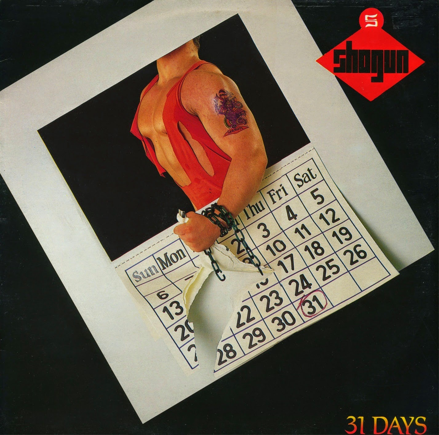 Shogun 31 days 1987
