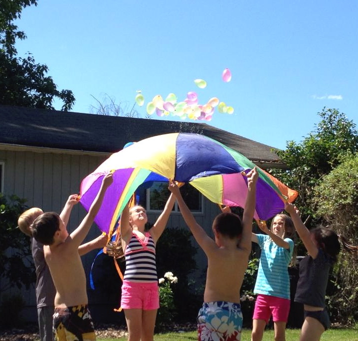 Built By Wisdom: How To Throw A Balloon Birthday Party