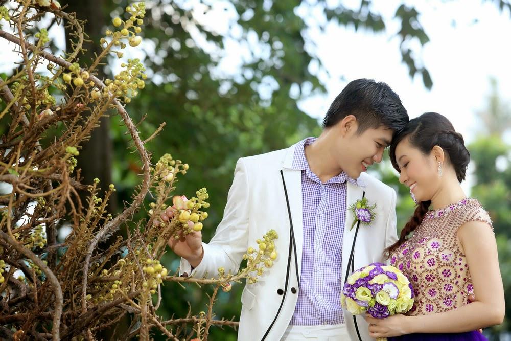 Một số địa điểm chụp ảnh cưới đẹp ở Sài Gòn