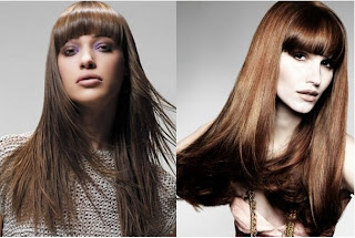 cute Long Haircuts Trend 2012