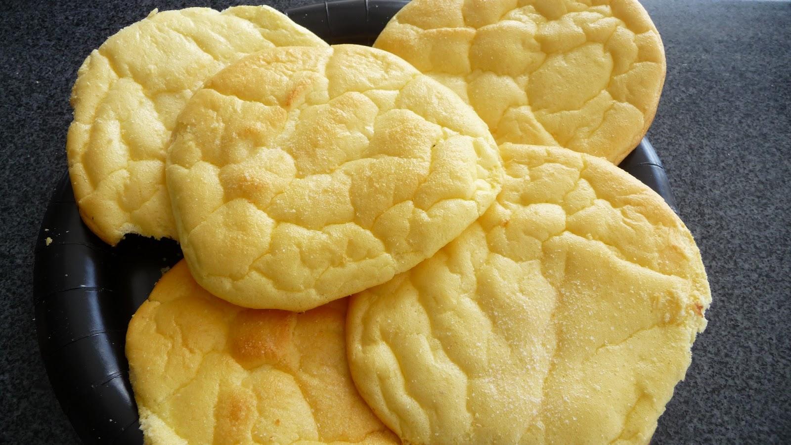 Pinks Pantry: Oopsie Bread