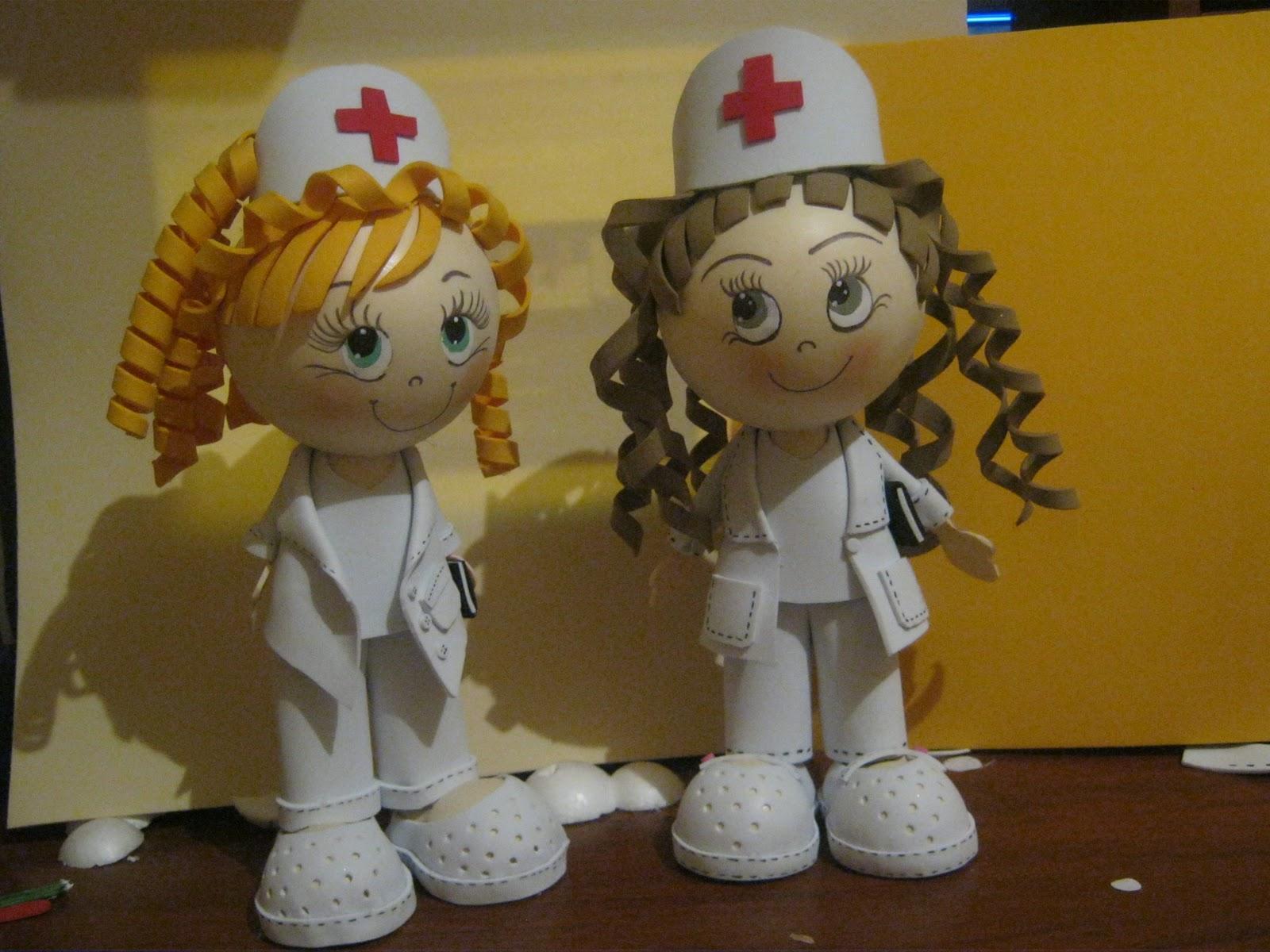 Worksheet. Enfermeras en foami  Imagui