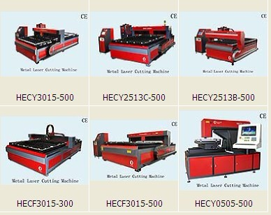 laser cutting machine information