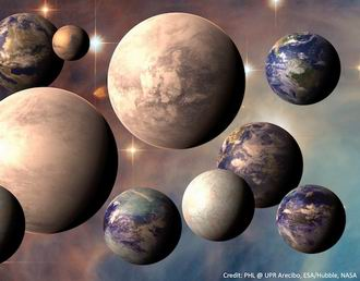 Planet Mirip Bumi Akan Ditemukan Tahun Depan