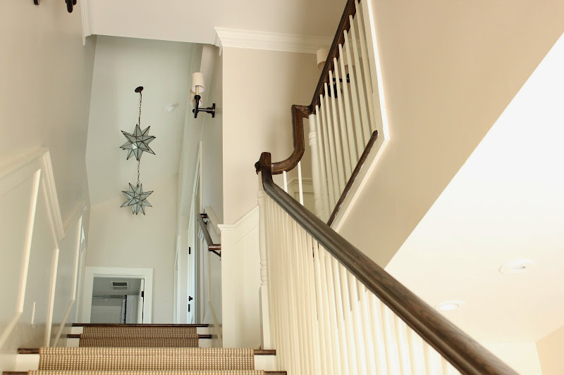 BDG Style: Austin, TX Staircase & Upstairs Bath title=
