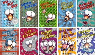FLY GUY MEETS FLY GIRL