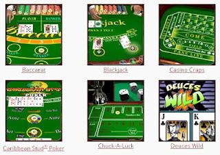 Ejemplos juegos online Everest Casino