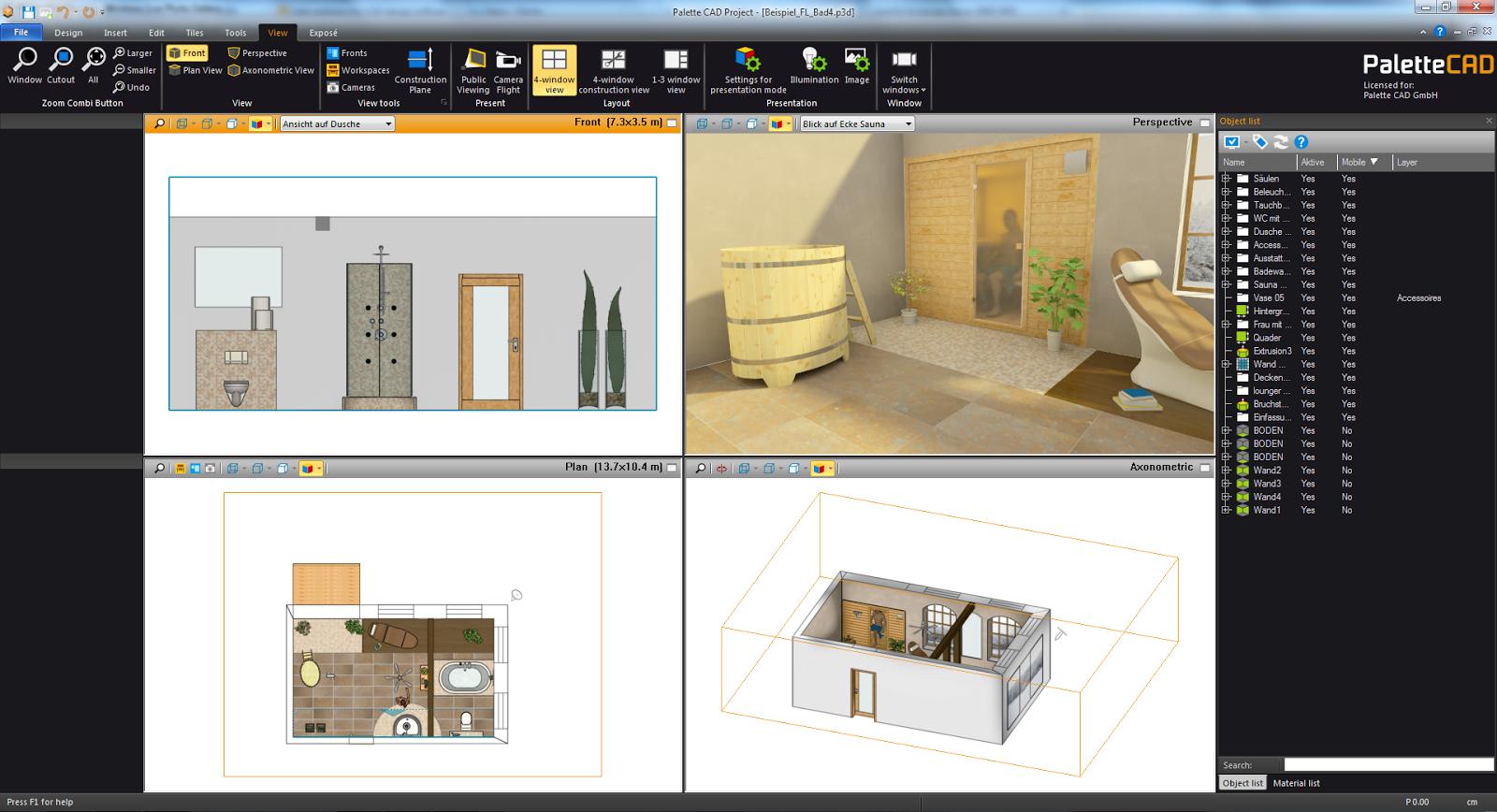palette cad international blog april 2013. Black Bedroom Furniture Sets. Home Design Ideas
