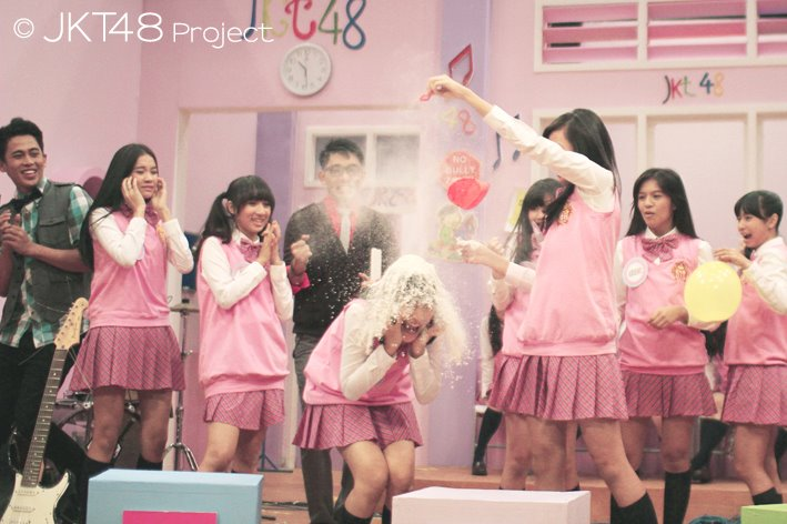 Foto-foto JKT48 School episode 5