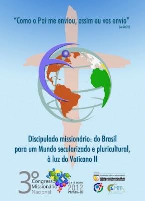 Comina lança materiais do 3º Congresso Missionário Nacional em coletiva de imprensa