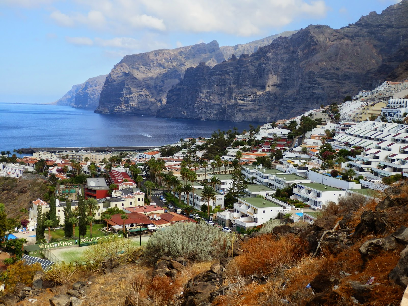 Los Gigantes, Canary Islands