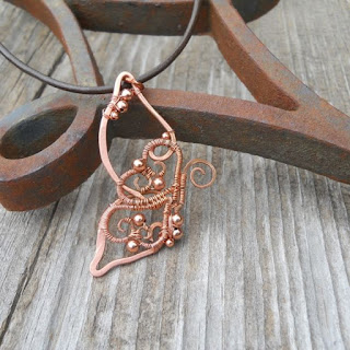 MagPie Approved: Wind Dancer Studios, Copper Butterfly