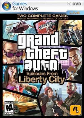Download GTA Episodes from Liberty City (PC) PT BR