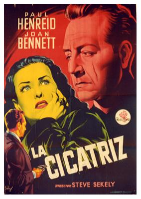 La Cicatriz (Hollow Triumph) (1948)