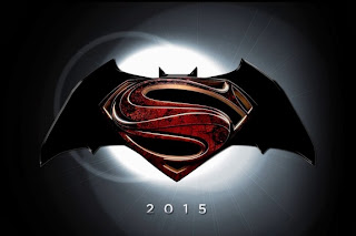 Batman Superman logo 2015