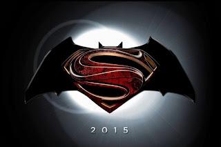 Batman Superman logo 2015
