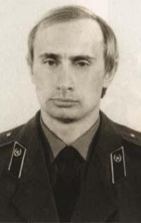 Vladimir Poutine femme kgb nu