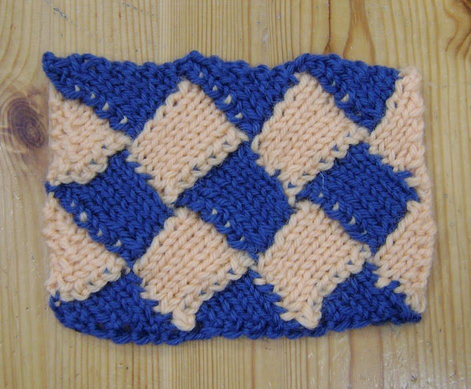 Knitting Techniques Continental : Fibre person april