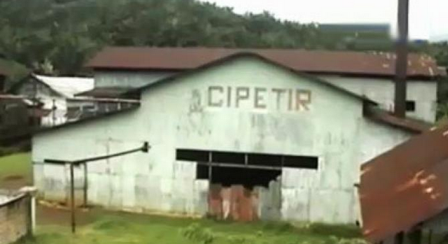 Pabrik Tjipetir Sekarang